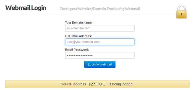 Using Webmail - FAQs - Hello World Web Design, Hosting and Domains